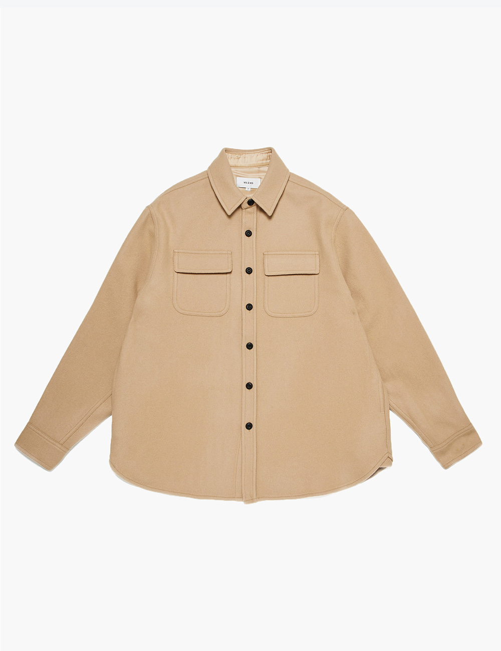CPO WOOL SHIRT JACKET