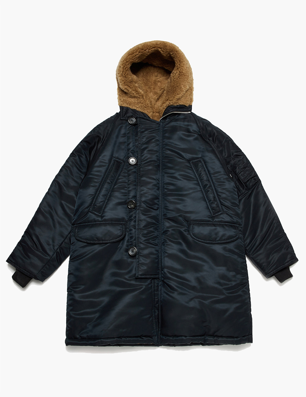 N3-B FAUX FUR LINED PARKA